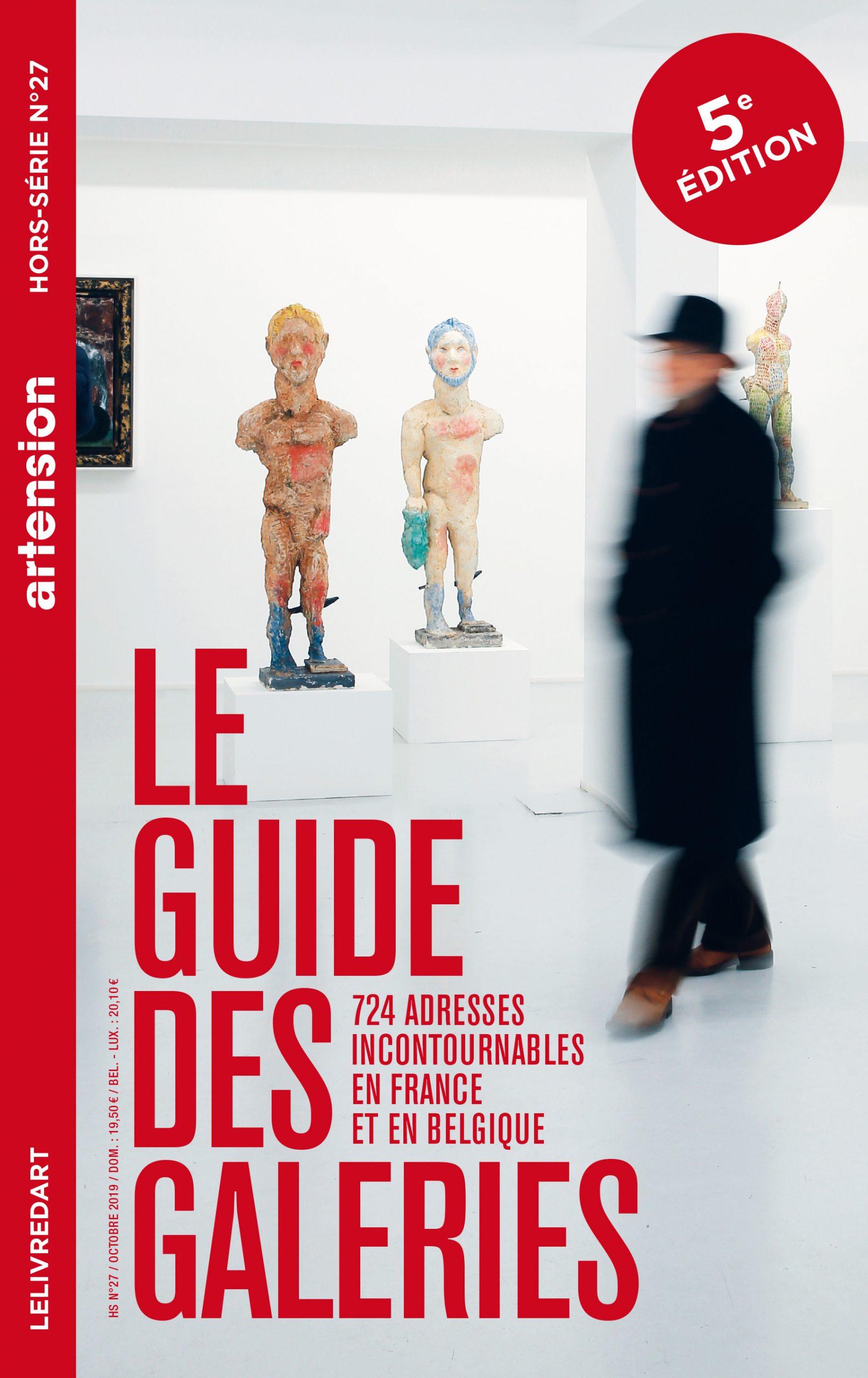 Le Guide des galeries